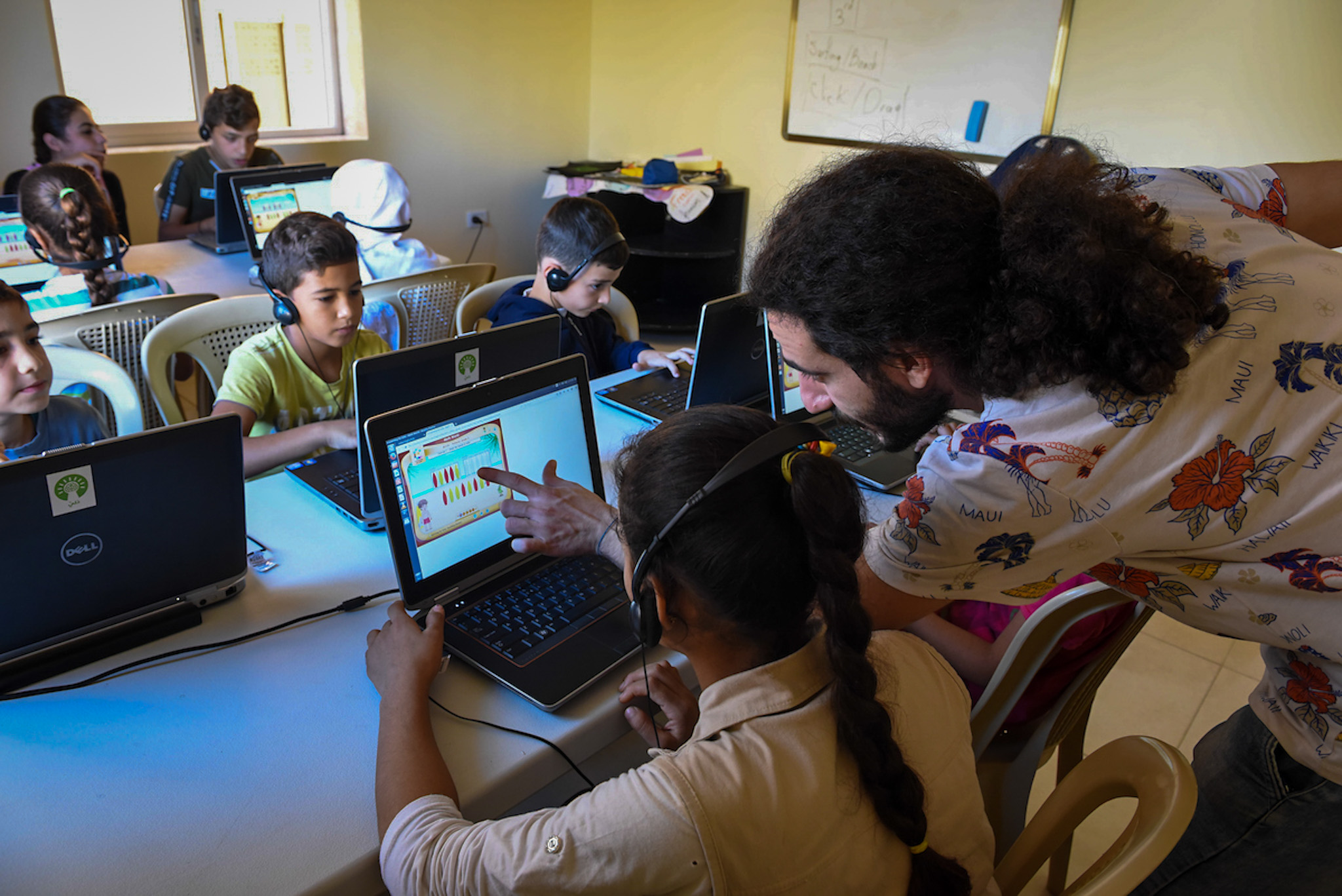 The Role of Digital Literacy and the Non-formal Education Sector in Lebanon's Refugee Population